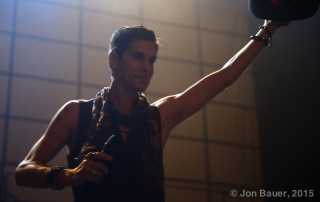 Jane's Addiction at the Warfield, by Jon Bauer