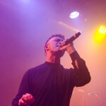 Mikky Ekko at the Rickshaw Stop, by Brittany O'Brien