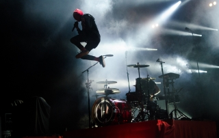 Twenty One Pilots at the Fox Theatre, by Brittany O'Brien