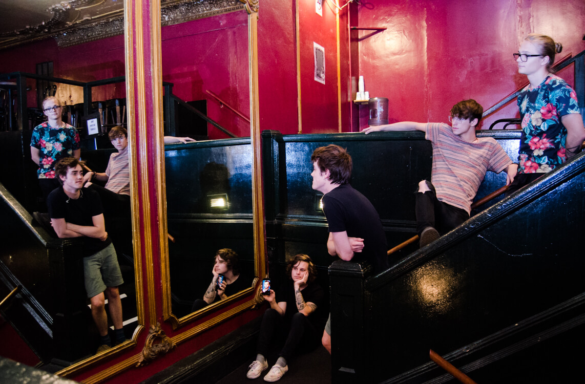 Hippo Campus - Great American Music Hall, by Brittany O'Brien