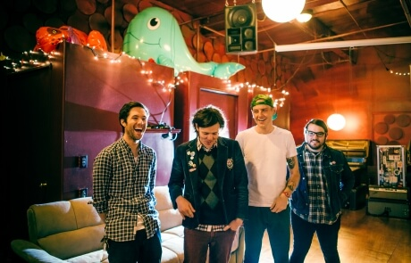 Beach Slang set for show at the Rickshaw Stop on Tuesday night