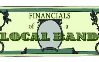 Financials Of A Local Band