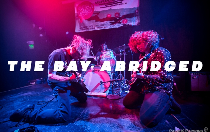 The Bay Abridged: Jan 20 – Feb 2