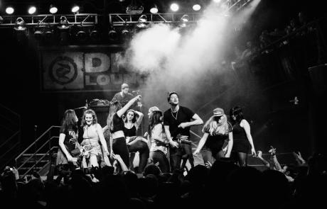 Photos: Mickey Avalon and Dirt Nasty tear up the DNA Lounge