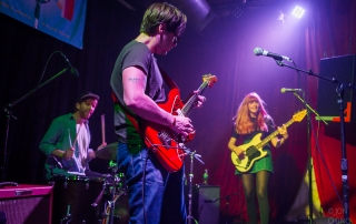 La Sera at the Rickshaw Stop, by Jon Ching