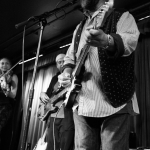 Otis Taylor at Biscuits and Blues, by Ria Burman