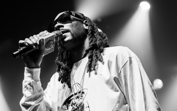 Photos: Snoop Dogg brings his friends to the Regency