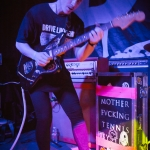 Tennis System at Brick & Morter Music Hall for Noise Pop 2016, by Jon Ching