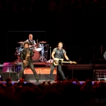 Bruce Springsteen at Oracle Arena, by Jon Bauer