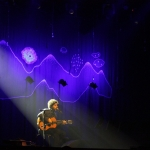 José Gonzaléz at the Fox Theater, by Jess Luoma