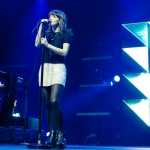 CHVRCHES at The Fox Theater, by Sara Uduwela