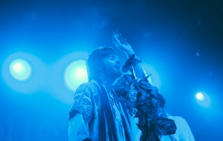 Crystal Fighters at The Independent, by Sara Uduwela