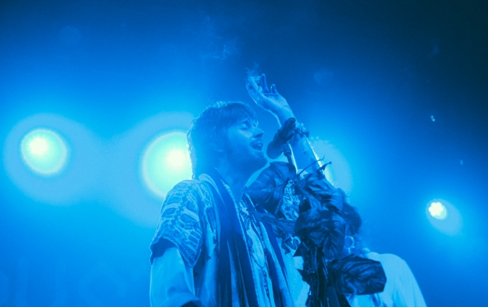 Photos: Crystal Fighters rave up The Independent