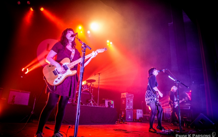 Photos: Nothing can stop Lush at the Warfield
