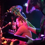 The Monophonics at Moe's Alley, by Joshua Huver