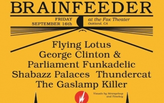 Brainfeeder Flying Lotus George Clinton