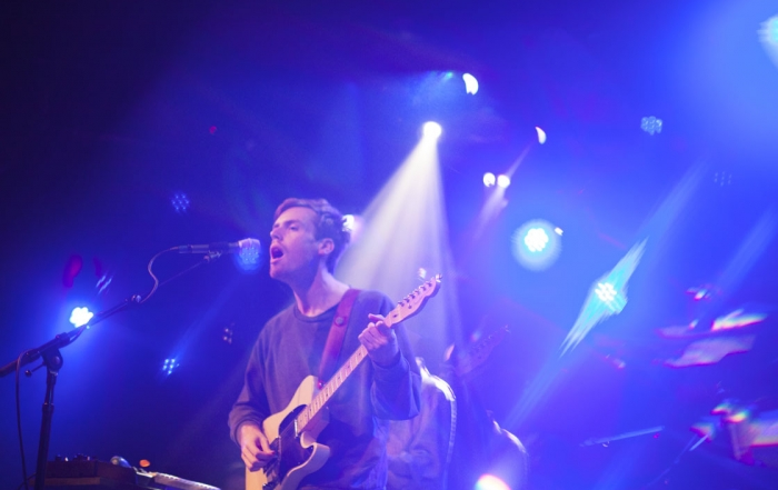 Photos: Wild Nothing bring pause to the Independent
