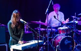 Blonde Redhead at The Independent, by Ian Young