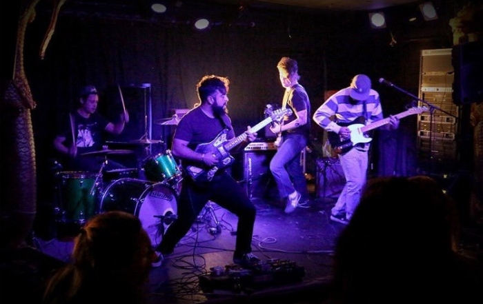 San Francisco's Commissure release EP in anticipation of West Coast tour
