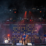 Death Cab for Cutie at BottleRock Napa Valley 2016, by Jon Ching
