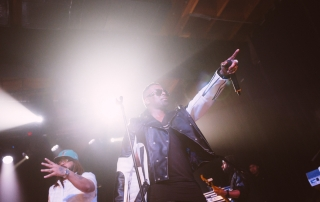 Ginuwine at The Mezzanine, by Sara Uduwela