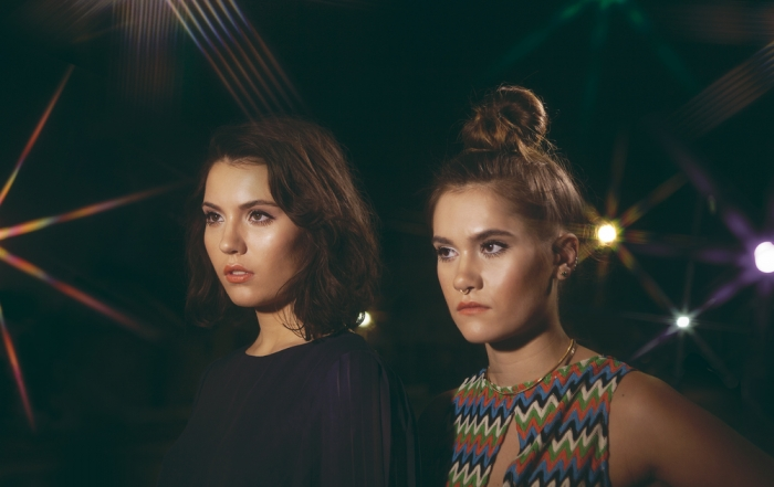 Interview + Giveaway: Lily & Madeleine @ the Swedish American Hall