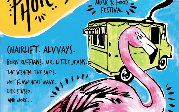 Phono del Sol 2016: Chairlift, Alvvays to headline our summer music and food festival!
