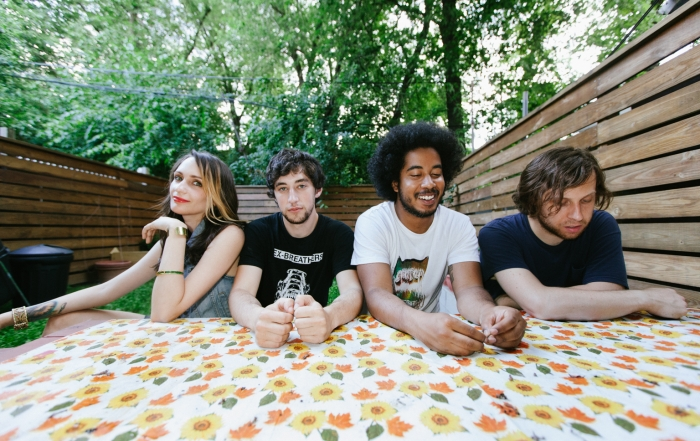 Q&A: Sadie from Speedy Ortiz is living the female emo kid's dream
