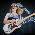 The Joy Formidable at BottleRock Napa Valley 2016, by Jon Ching