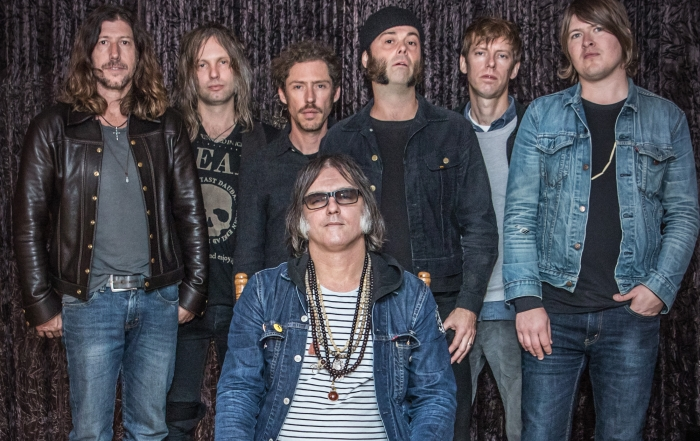Still wonderfully weird, Anton Newcombe and the Brian Jonestown Massacre come home