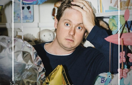 Giveaway: Comic Tim Heidecker kinda gets serious for Indy show