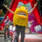 Psycotic Pineapple at Burger Boogaloo, by Jon Ching