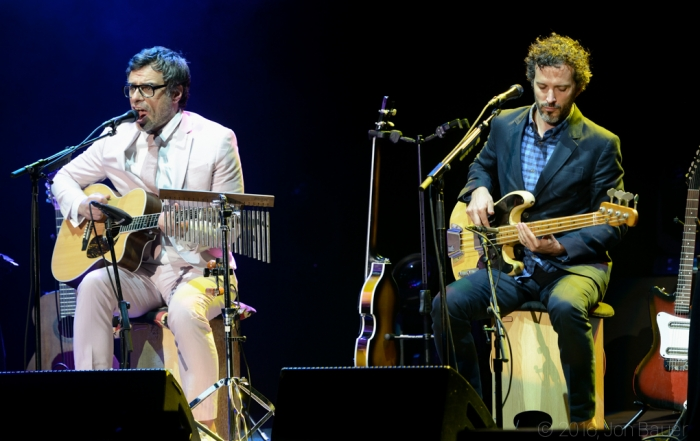 Review + Photos: Conchords take Flight with new comedic bits & musical riffs at the Shoreline