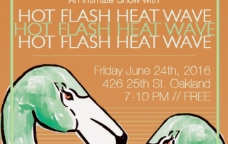 Hot Flash Heat Wave