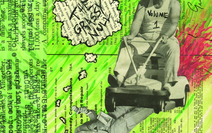 Vacant Stare Records to team up with The Grassy Null for compilation tape