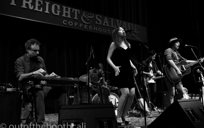 Review + Photos: The Mike + Ruthy Band dazzle at Freight & Salvage