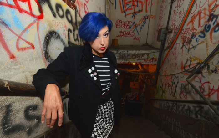 Xicana punk legend, Alice Bag comes to the Bay Area,  July 8-9
