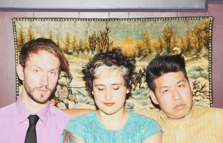 Interview: Oakland's Flying Circles talk navigating scenes and writing debut record