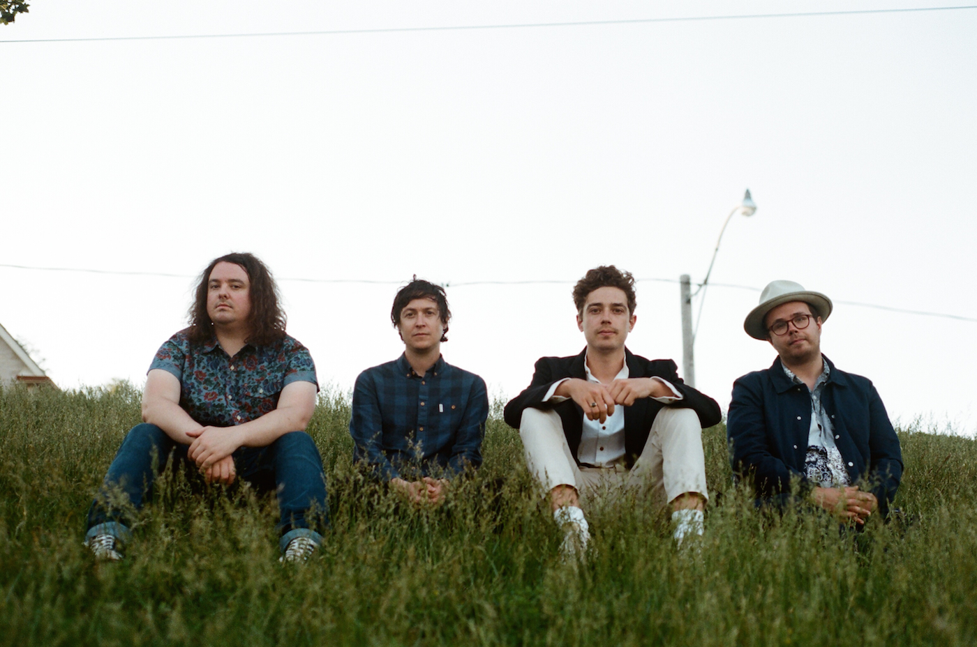 Born Ruffians - Photo by Laura Lynn Petrick