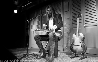 Jack Broadbent at Biscuits and Blues, by Ria Burman