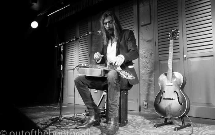 Review + Photos: Jack Broadbent at Biscuits and Blues