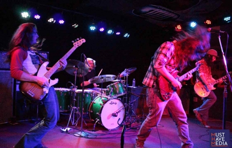 Review + Photos: Slow Season's album release at Moe's Alley in Santa Cruz