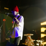 Twenty One Pilots at the Greek Theatre, by Estefany Gonzalez
