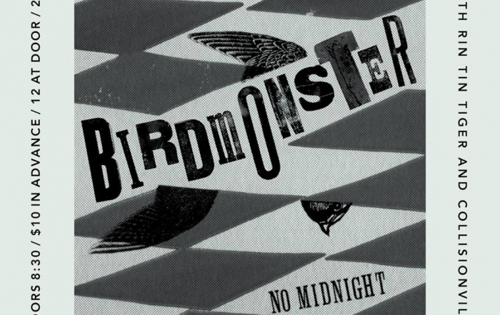 Birdmonster will celebrate 10 years at Bottom of the Hill on July 16th