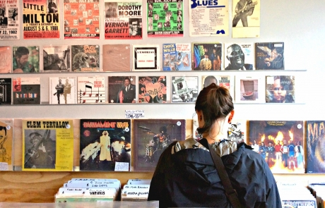 Hercules Records: A new vinyl shop in Berkeley