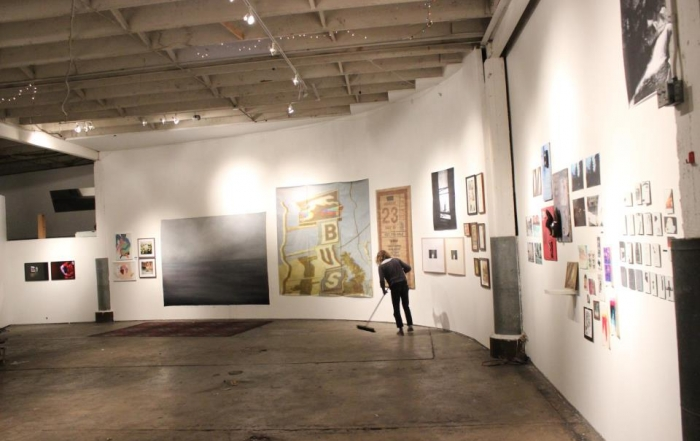 DIY art and music space LoBot Gallery to throw garage sale before imminent displacement