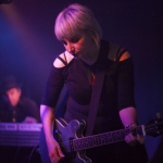 Silence In The Snow at the Elbo Room, by Kristin Cofer