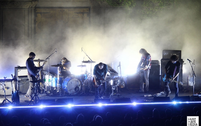Review + Photos: Explosions In The Sky at The Mountain Winery