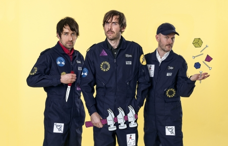 Still Whistling After All These Years: Peter Bjorn and John to play Slim's on Thursday