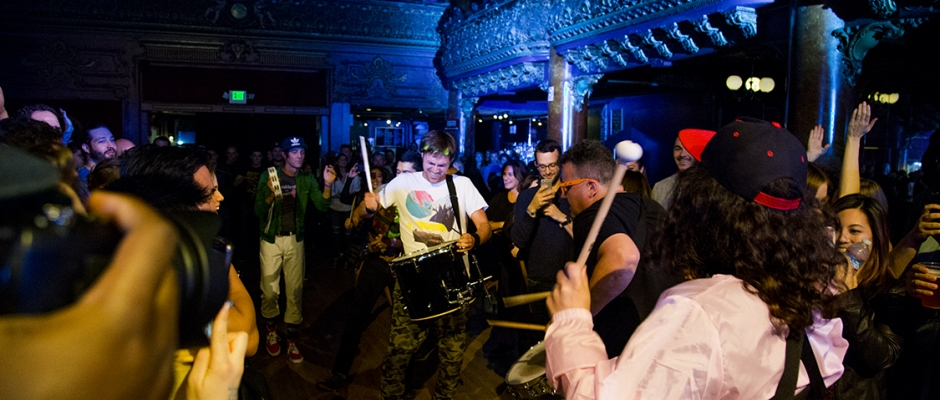 Photos: Abbot Kinney, Vacances, Dangermaker, Panic is Perfect at The Great American Music Hall